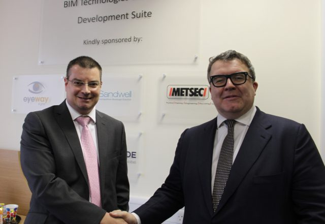 Metsec sponsor state-of-the-art technology centre