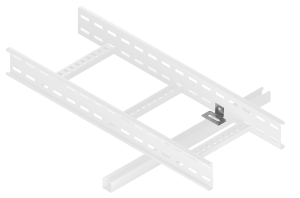 Bolted Hold Down Clip Cable Ladder